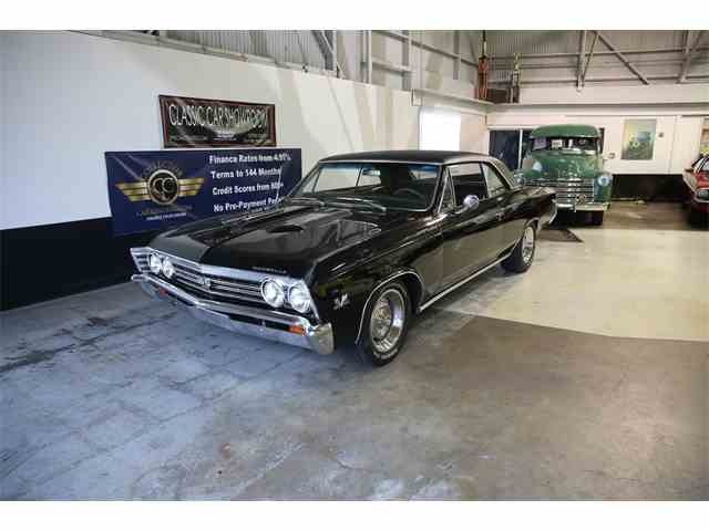 1967 Chevrolet Chevelle | 958199