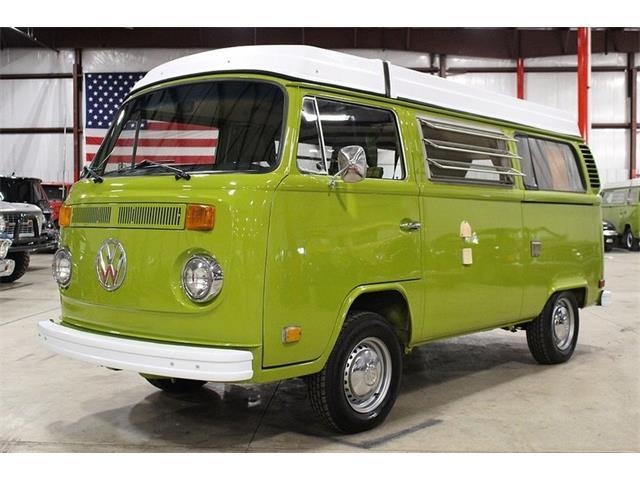 1978 Volkswagen Westfalia Camper   958203
