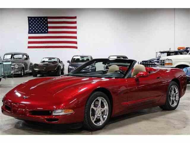 2002 Chevrolet Corvette | 958204