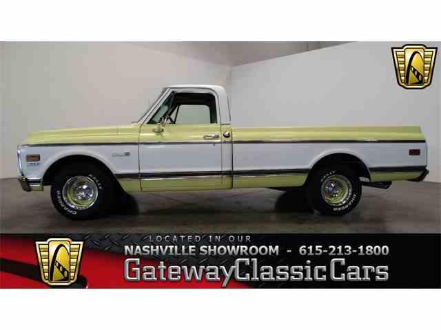 1972 Chevrolet C/K 10 | 950821
