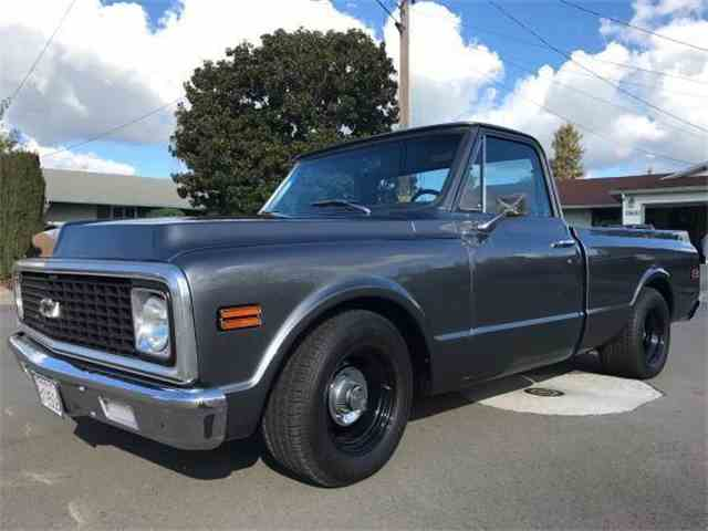 1972 Chevrolet C/K 10 | 958210