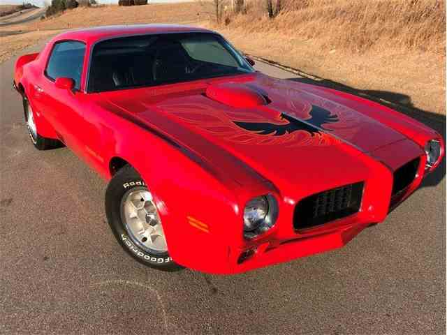 1973 Pontiac Firebird Trans Am | 958211