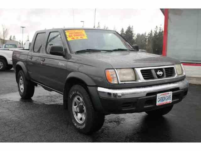 2000 Nissan Frontier | 958213