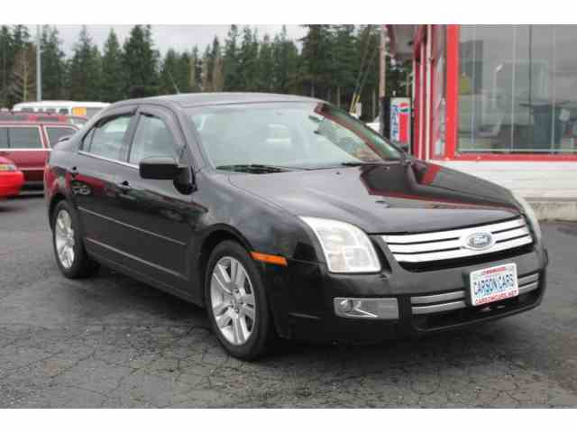 2008 Ford Fusion | 958217