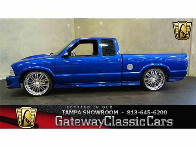 2001 Chevrolet S10 | 950822
