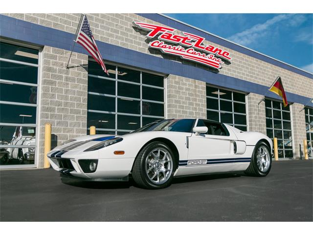 2006 Ford GT | 958220