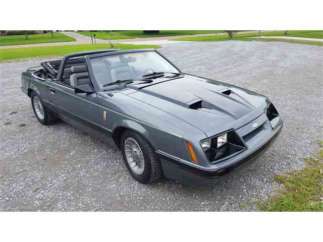 1986 Ford Mustang Shelby GT350 | 958222