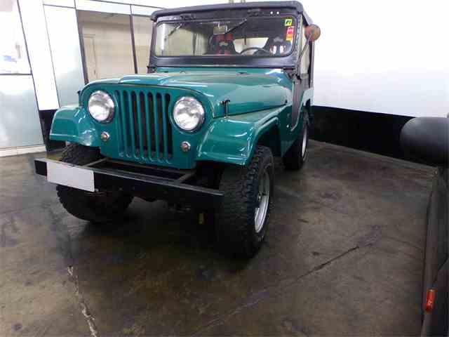 1975 Jeep CJ5 | 958223