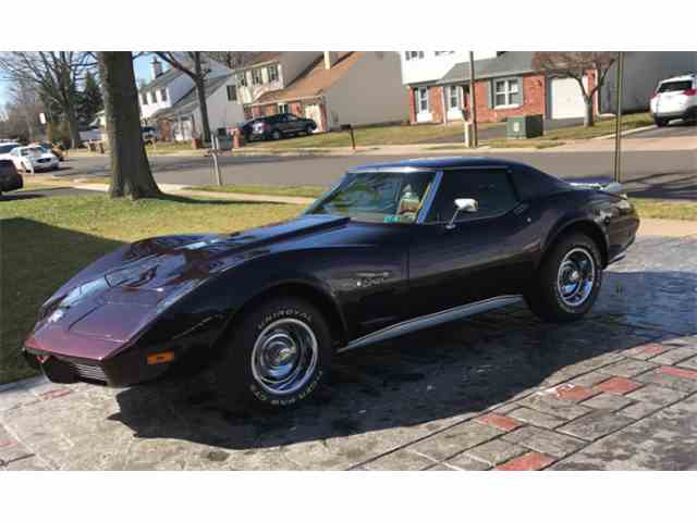 1975 Chevrolet Corvette Stingray | 958237