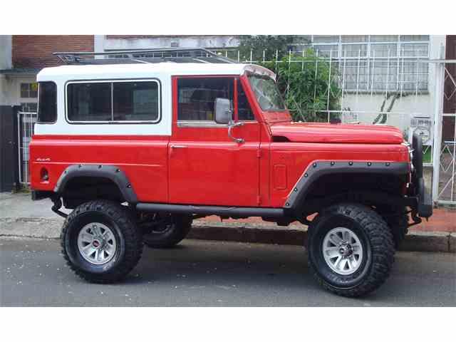 1978 Nissan Patrol | 958238