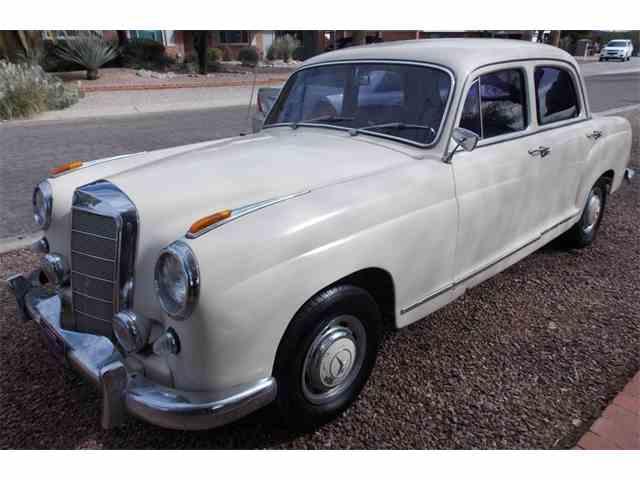 1959 Mercedes-Benz 219S | 958239