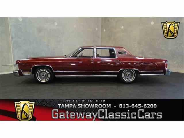 1979 Lincoln Continental | 950824