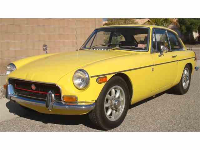 1970 MG BGT | 958240