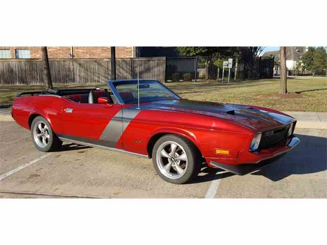 1973 Ford Mustang | 958243