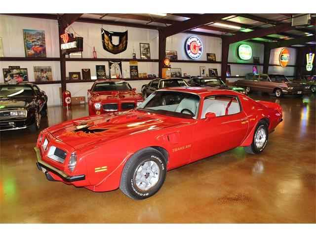 1974 Pontiac Firebird Trans Am   958244