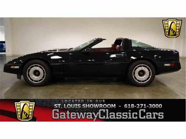 1984 Chevrolet Corvette | 950826