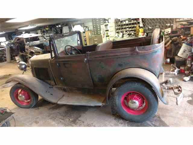 1930 Ford Model A Tudor | 958263
