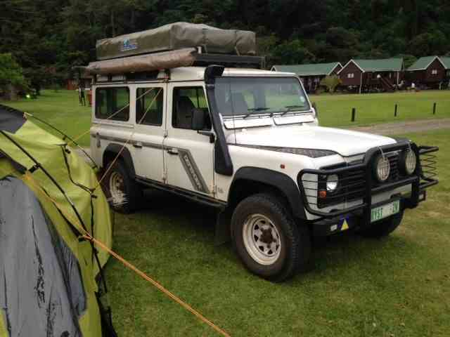 1993 Land Rover Defender | 958264