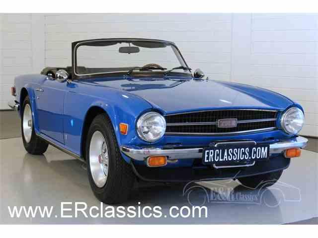 1976 Triumph TR6 | 958265