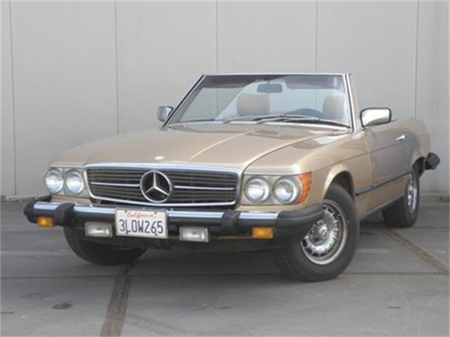 1982 Mercedes-Benz 380SL | 958268