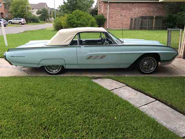 1963 Ford Thunderbird | 958269
