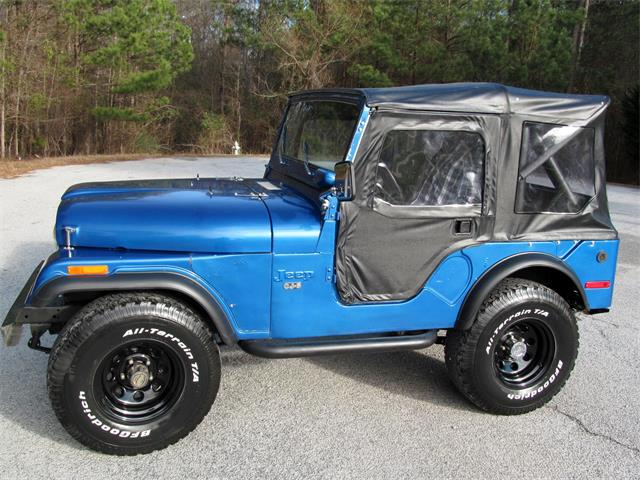 1974 Jeep CJ | 958272