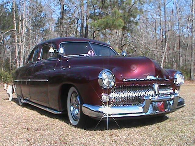 1951 Mercury sport sedan | 958274