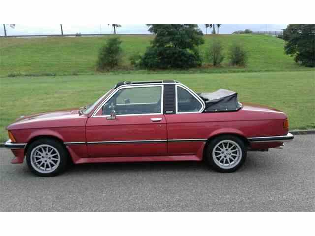 1978 BMW  Baur 320 Cabriolet   958278
