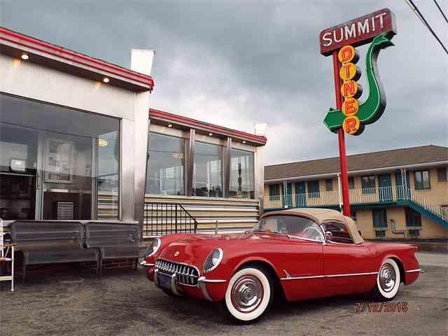 1954 Chevrolet Corvette | 958280