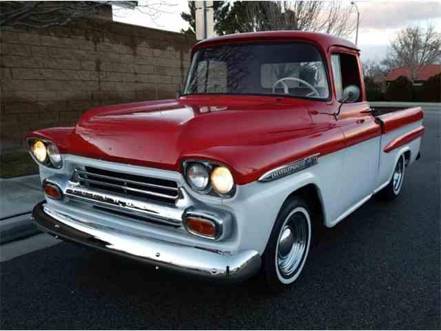 1959 Chevrolet Apache | 958286