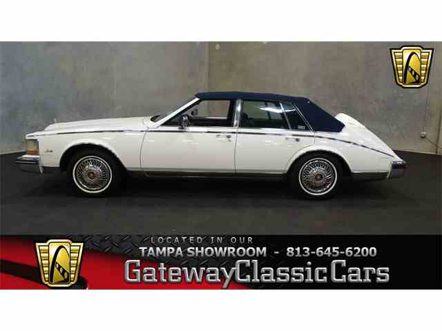 1985 Cadillac Seville | 958288