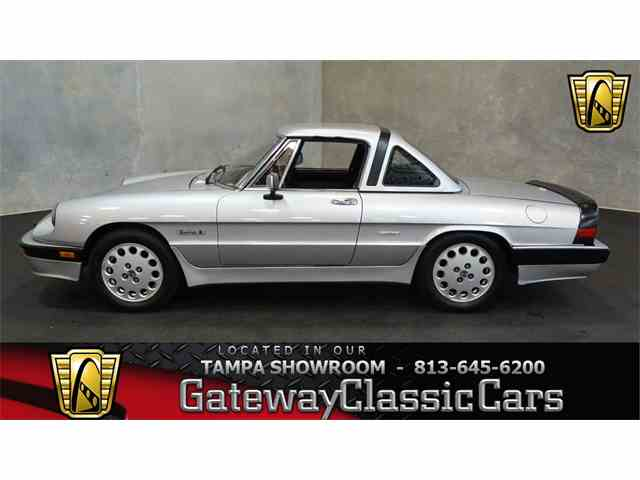 1986 Alfa Romeo 2000 Spider Veloce | 958292