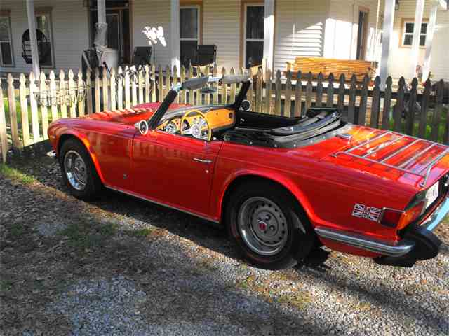1974 Triumph TR6 | 958293