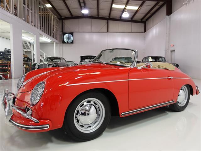 1959 Porsche 356A/1600 Convertible D | 958298