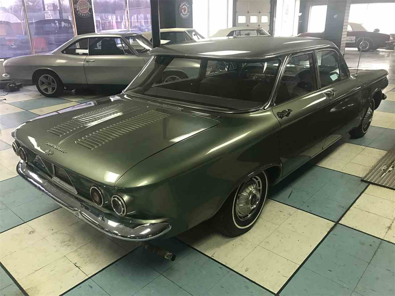 Large Picture of '62 Corvair - KJFI