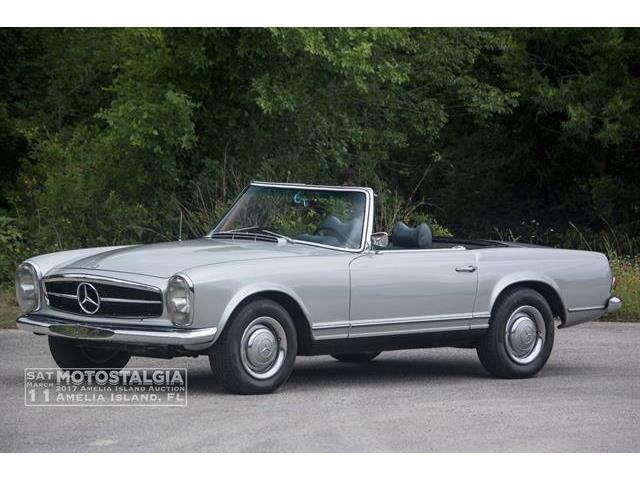 1967 Mercedes-Benz 250SL | 958304