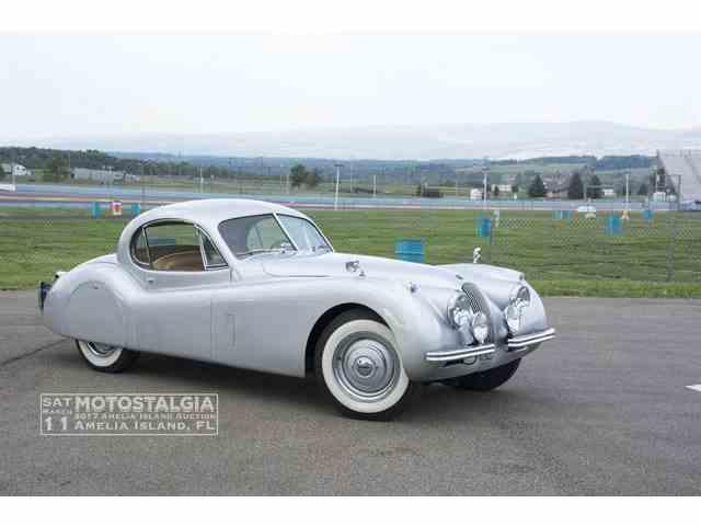 1952 Jaguar XK120 | 958306