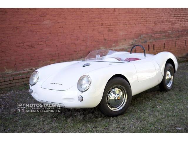 1955 Porsche 550 | 958307
