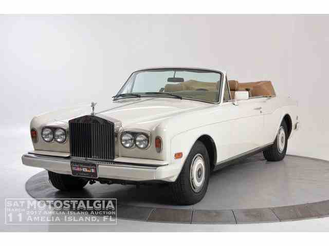 1987 Rolls-Royce Corniche | 958309