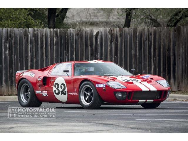 1966 Ford GT40 MK1 | 958312