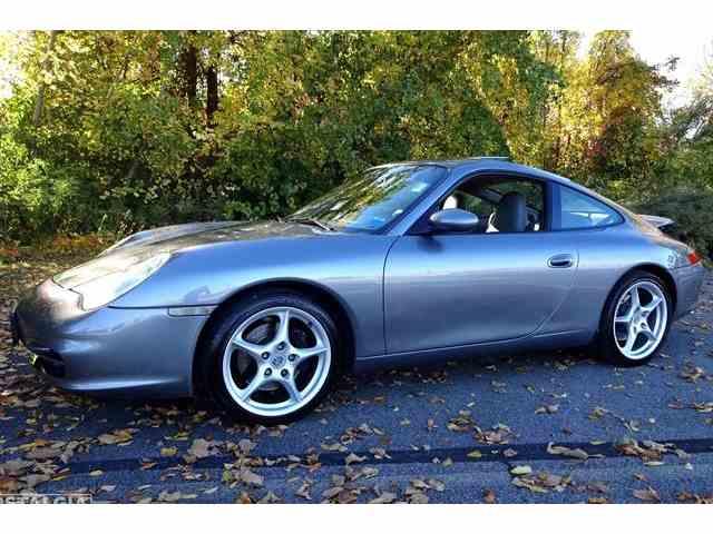 2003 Porsche 911 | 958313