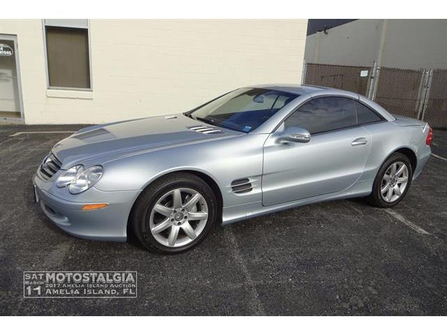2003 Mercedes-Benz SL500 | 958314