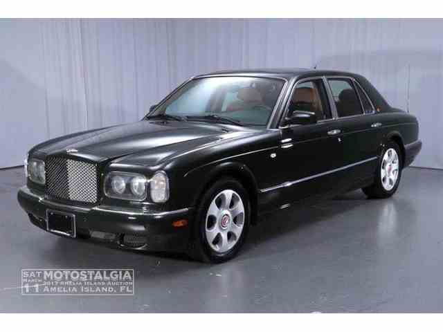 2002 Bentley Arnage | 958315