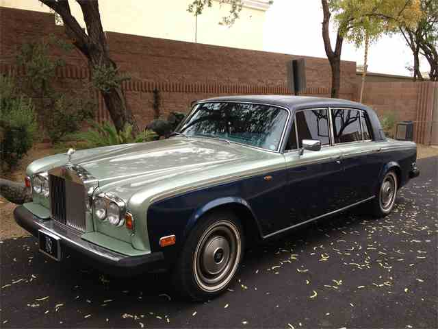 classic rolls royce silver wraith for sale on classiccars. Black Bedroom Furniture Sets. Home Design Ideas