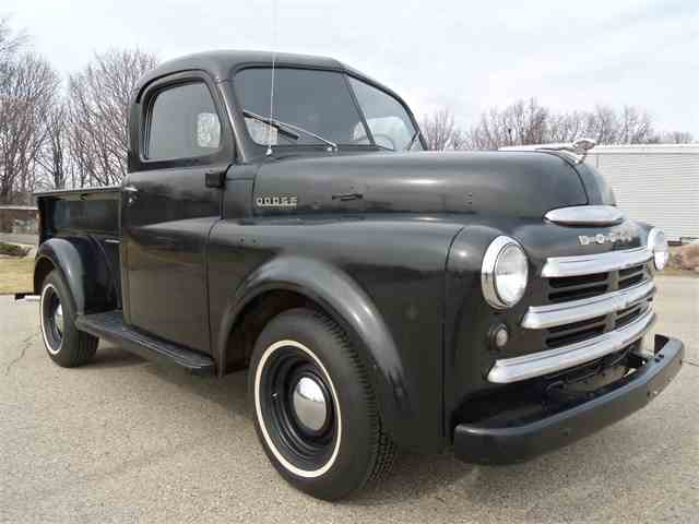 1948 Dodge  B-1-B 1/2 Ton Pickup | 958327