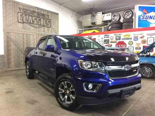 2016 Chevrolet Colorado | 958329