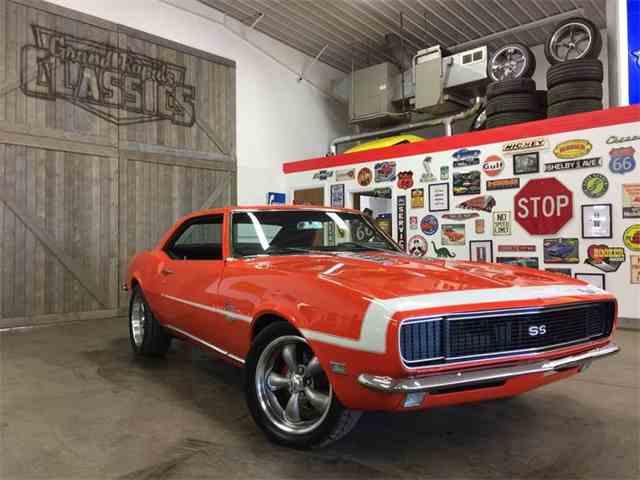 1968 Chevrolet Camaro | 958330