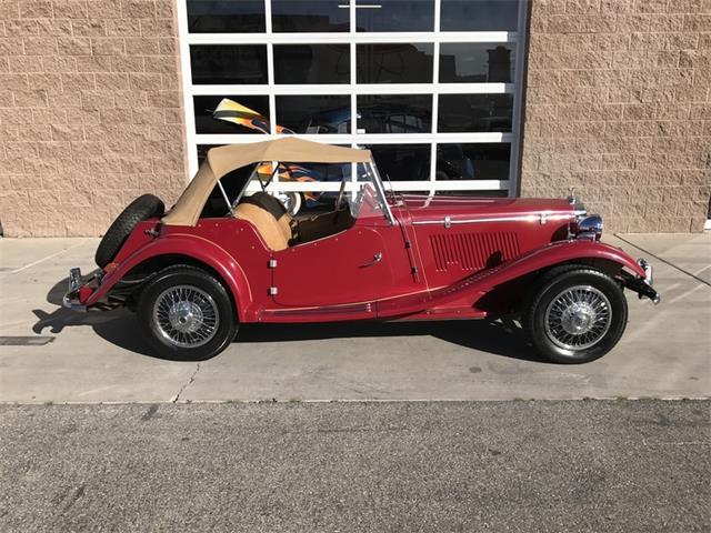 1952 MG TD | 958331