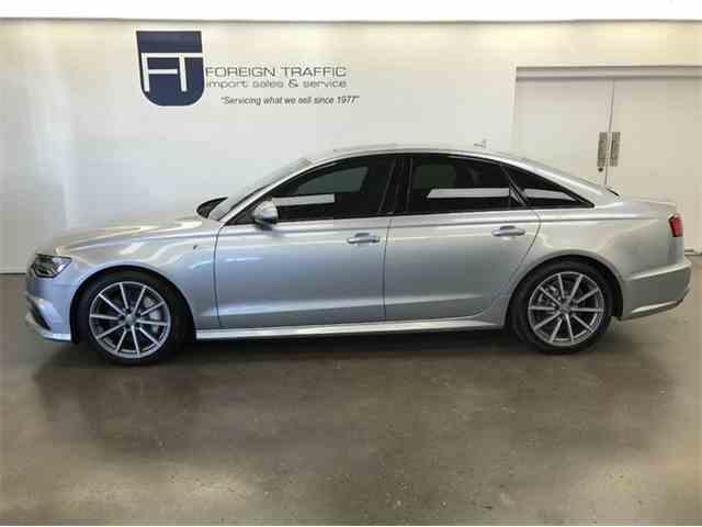 2016 Audi A6   958337