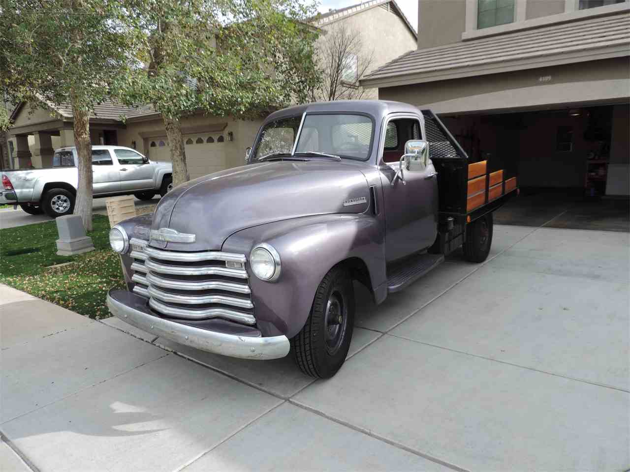 Truck 1948 chevy panel truck : 1948 Chevrolet Pickup for Sale on ClassicCars.com
